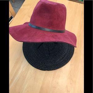 NEW BCBG MAXAZRIA FLOPPY BRIM HAT